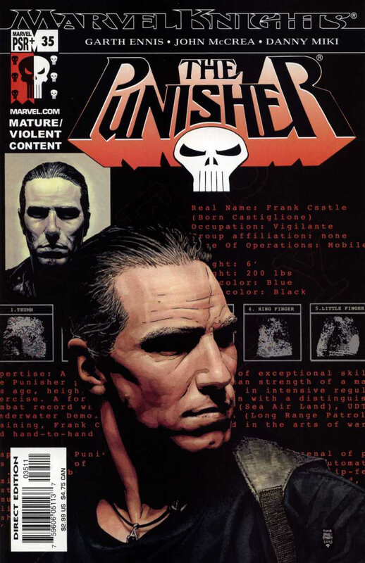 punisher marvel knights V3 35