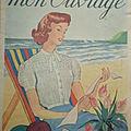 Mon ouvrage, mensuel féminin