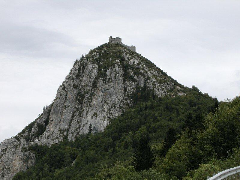 MONTSÉGUR Le Château