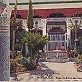 Marrakech en 1911 - observations de madame ladreit de la charrière