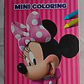 Minnie Mouse coloriages (3)