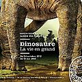 La vie en grand au museum d'histoire naturelle