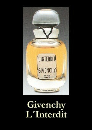 Son parfum : L'interdit de Givenchy