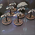 Battlefleet gothic commander - destroyers de classe cobra