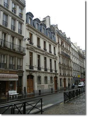 La maison d'Emile Zola dans la débâcle
