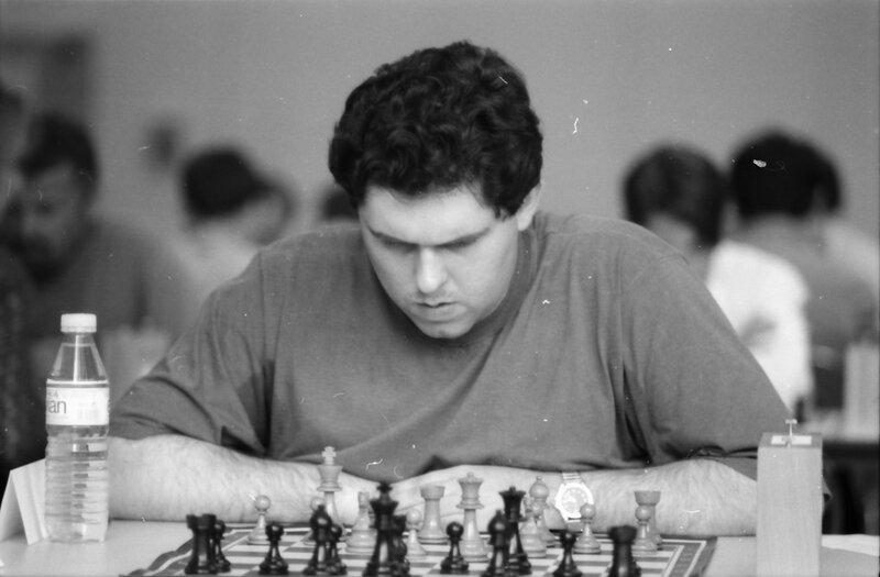 N 93 15 09 4e tournoi d'échecs open de Guichen