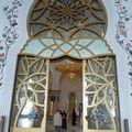 Mosquée d'Abu Dhabi - La salle de priere
