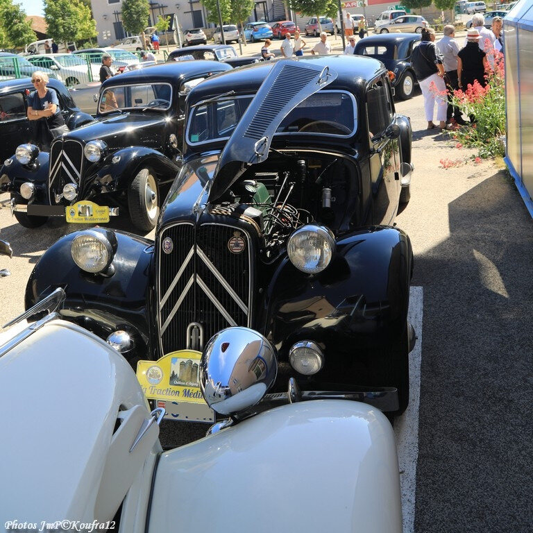 Photos JMP©Koufra 12 - Le Caylar - Traction Avant - 16062019 - 0055