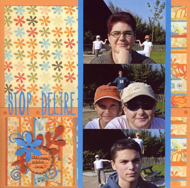 Stop délire x