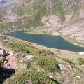 estany del mig, 2288m, 3,4ha, rando Ariège 2006