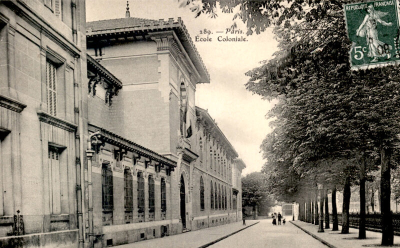 Paris, École coloniale