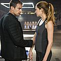 Divergent ~ making of du film
