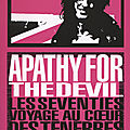 Kent nick / apathy for the devil.