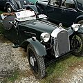 Morgan f super three wheeler-1949