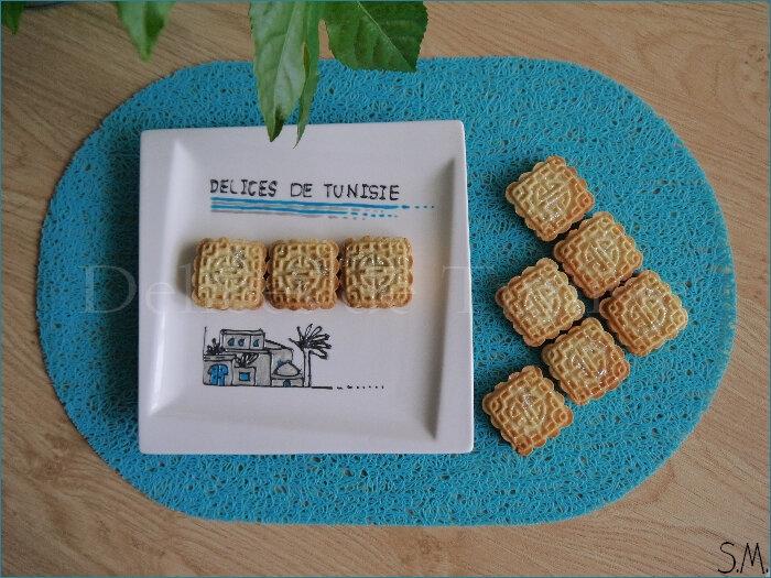 mooncakes noix de coco - 2