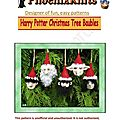 Harry potter christmas - phoenixknits