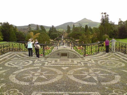 Deuxième terrasse