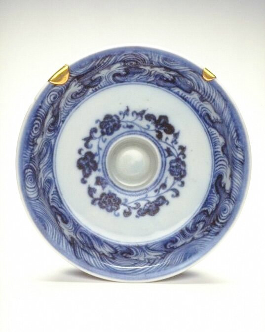 Stem cup, Ming dynasty (1368-1644), Reign of the Xuande emperor (1426-1435)