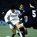 23 novembre 1988 BORDEAUX NAPLES ... COUPE UEFA