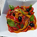 Peperonata (la ratatouille italienne)