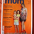The moon bed in mum magazine