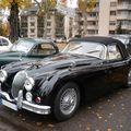 Jaguar xk150 convertible