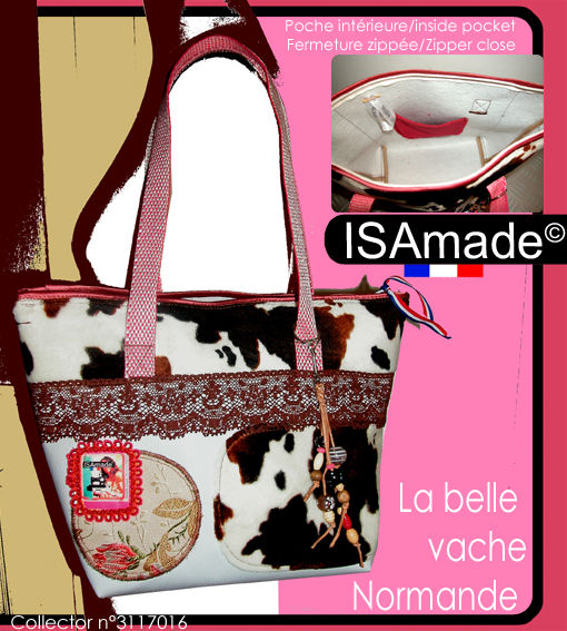 «La belle vache Normande» collector n°3117015