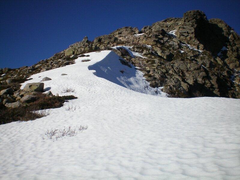 10-Punta di Scaldasole et I Pozzi-Crête