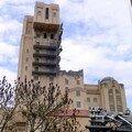 La Tour de la Terreur de côté...
