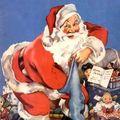 Père Noël.48. Print Artist.