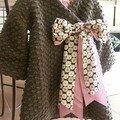 manteau modèle