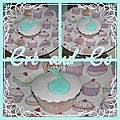 Cup cake Note