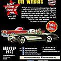 etoiles américaines sur roues 2016 anvers - belgique - 13 & 14/08/2016