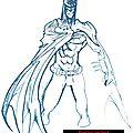 Anciens dessins - batman n°1