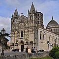 cathédrale d'Angoulême