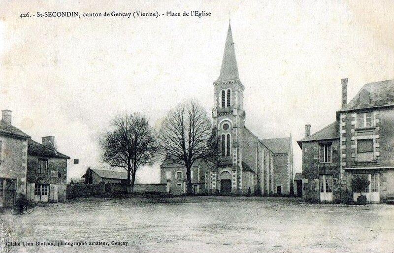 Saint-Sécondin