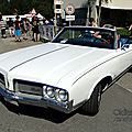 Oldsmobile cutlass supreme convertible-1970