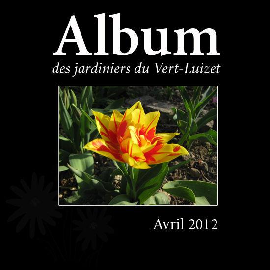 Album d'Avril 2012