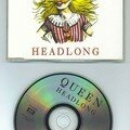 Queen Headlong cd's France