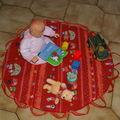 sac à jouets/tapis de jeux #1