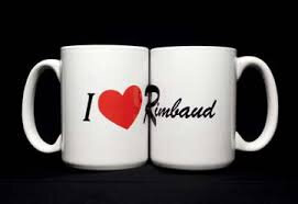 C afe press - I love Rimbaud