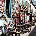 Balades dans paris #3 street art rue dénoyez