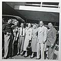 1951 marilyn et l'équipe de clash by night ?