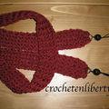 Fin de la collection hiver: les écharpes