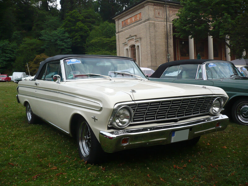 FORD Falcon Sprint V8 2door convertible 1964 Baden Baden (1)