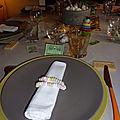 TABLE : SOUVENIRS D'ENFANCE