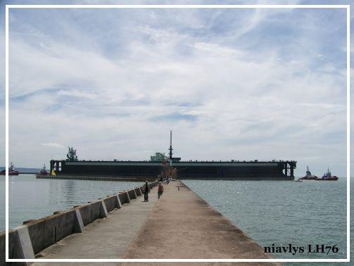 Dock Flottant 23