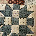 Mystery quilt 6, eastwood village 8, sorpresa 5