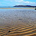 Singing sands, highland