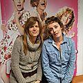 Les réalisatrices Corinne Puget et Juliette Arnaud